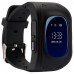 Smart Baby Watch Q50 Умные детские часы с GPS-трекером, черный