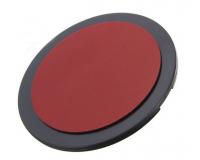 Самоклеящийся диск для установки держателя на приборную панель Disk 3M, 80 мм