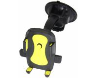Автомобильный держатель на присоске для телефона на стекло или торпеду
