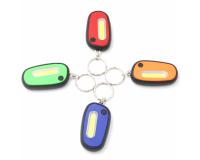 Фонарик-брелок для ключей COB Mini Key Chain Flashlight