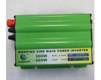 Преобразователь напряжения (инвертор) Oudeson 24V на 220V 500W