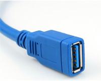 Кабель удлинитель USB (папа) - USB (мама) длина: 7 метров
