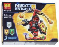 """Конструктор Bela Nexo Knights """"Укротитель – Абсолютная сила"""" (10479), 74 детали"""