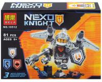 """Конструктор Bela Nexo Knights """"Ланс - Абсолютная сила"""" (10512), 81 деталь"""