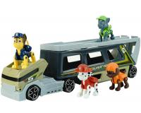 """Набор игрушек """"Щенячий патруль"""" (грузовик + 4 героя), XZ-873"""