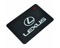 Автомобильный антискользящий коврик на торпеду Lexus