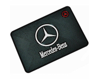 Автомобильный антискользящий коврик на торпеду Mercedes-Benz
