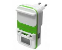 "Зарядное устройство для аккумуляторов ""Лягушка"" с LCD дисплеем"
