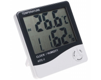 HTC-1 Домашняя метеостанция с часами