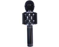 C-335 Беспроводной караоке микрофон, черный