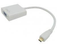 miniHDMI -VGA Переходник Конвертер Адаптер
