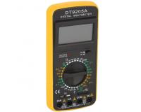 DT 9205A Мультиметр цифровой