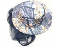 Шляпа-накомарник с шнуром для фиксации