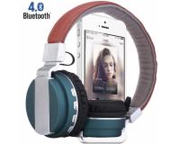 Metal Sport-Beat BT008 Bluetooth наушники с MP3 плеером и FM радио
