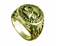 Перстень мужской «Череп»