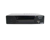 Цифровой телевизионный ресивер с функцией медиаплеера Eplutus DVB-167T