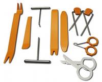 Набор инструментов для салона автомобиля