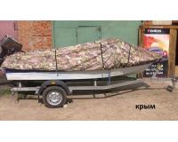 Тент для лодок и катеров 4.0-4.4 м (Размер L)