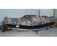Тент для лодок и катеров 4.4-4.8 м (Размер XL)