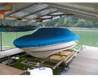 Тент для катера Bayliner 195