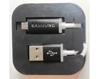 Кабель USB  microUSB 1000 mm для Android устройств