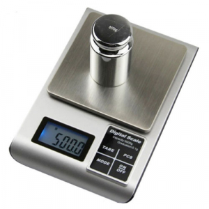 KM Digital Scale Весы электронные портативные, (3000г/0,1г)