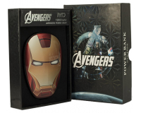 Внешний аккумулятор Avengers Power Bank 12000mAh