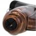 Зажигалка газовая турбо Xing, 2 сопла, прозрачный корпус