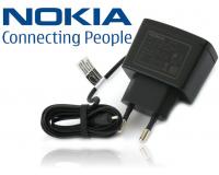 Nokia AC-3E Сетевое зарядное устройство 350mA OEM