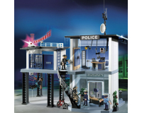 Playmobil City Action 5182 Отделение полиции с сигналом тревоги