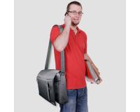 """Promate Kini.mn Стильная легкая сумка для ноутбуков до 15.6"""" дюймов"""
