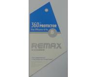 Комплект из 8 защитных пленок REMAX для iPhone 4 / 4s
