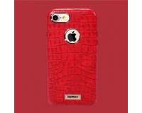 Remax Maso чехол накладка для iPhone 7 цвет: Красный
