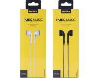 Наушники с микрофоном Remax Pure Music RM-303