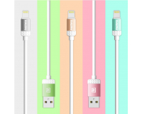 Lovely Quick Charge and Data - Кабель USB Remax lightning 1m для iPhone 5/5s/5c/6/6 plus/iPad air