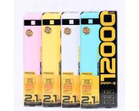 Внешний аккумулятор Remax Proda Gentleman 12000mAh 2 USB для планшетов