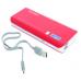 Внешний аккумулятор универсальный Power Bank Remax Jane Series 20000mAh 2 USB для планшетов