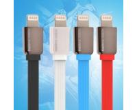 Кабель для синхронизации и зарядки Remax SAFE&SPEED data cable lightning 1m (Лапша)