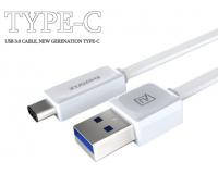 Cable Remax Type-С USB кабель для Macbook 12 длина 1.0 метр
