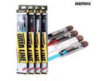 Кабель 2 в 1: Remax TRANSFORMERS DATA LINE lightning и micro usb 1m (Лапша) для iPhone 5/5s/5c/6/6 plus/iPad air