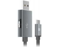 Кабель Rock OTG Reader Type-C - USB (RHD0909)