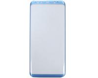 Защитное стекло с рамкой для Samsung Galaxy S8, синий