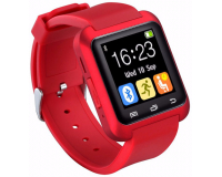 Умные часы Smart Watch U80, красные