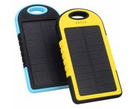 Solar Charger ES500 Внешний аккумулятор 5000 mAh