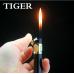 Портативная газовая зажигалка Tiger Lighter, 86х14 мм