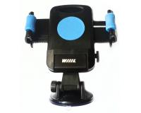 Держатель для телефона на торпеду или стекло Вилкс HT-01T