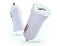 WIIIX UCC-1-4W автомобильное зарядное устройство 1 USB 1.0A белая