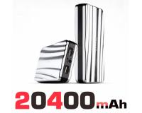Внешний аккумулятор Yoobao Zeus YB666 20400mAh 2 USB