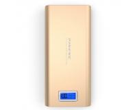 Внешний аккумулятор Pineng Universal Backup Power 30000mAh (Золотой)