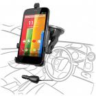 Автомобильные держатели для телефона, смартфона, навигатора, планшета в машину.